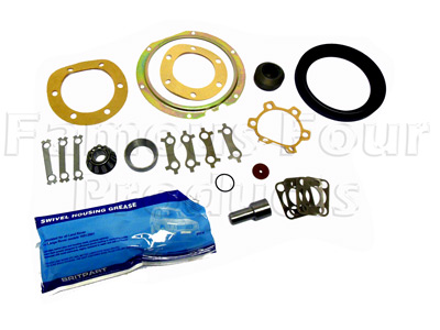 FF008898 - Overhaul Kit for Chrome Ball Swivel Housing - Land Rover Series IIA/III