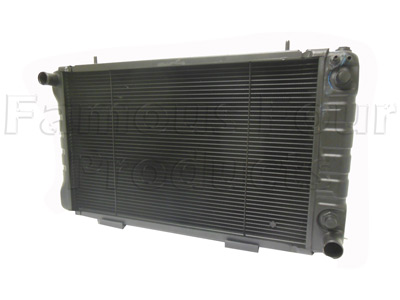 Picture of FF008939 - Radiator