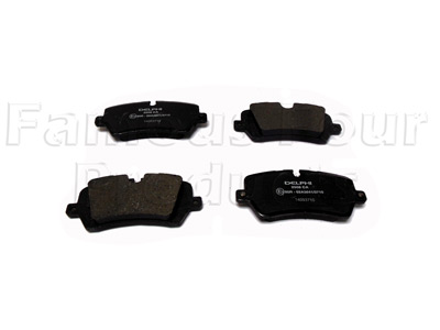 Picture of FF008954 - Brake Pads