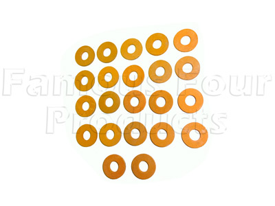 Wing Fixing Washer Kit