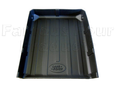 Picture of FF008981 - Rear Loadspace Rigid Liner