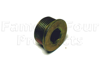 Picture of FF008988 - Water Drain Plug