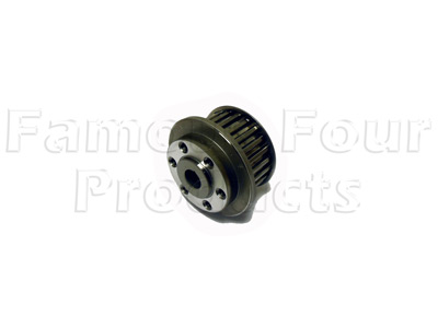 Crankshaft Gear - Timing - Front