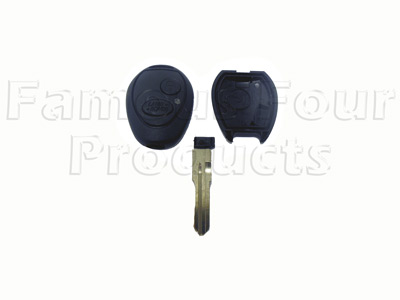 Picture of FF009026 - Case - Remote Locking Fob