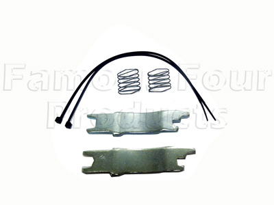 Picture of FF009029 - Actuating Rod for Handbrake Shoes