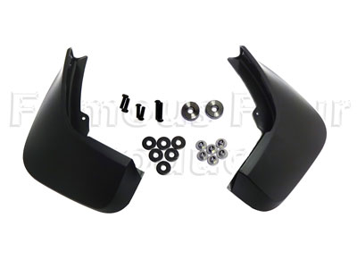 Picture of FF009064 - Rear Mudflap Kit