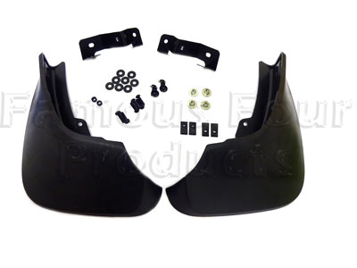 Picture of FF009065 - Rear Mudflap Kit