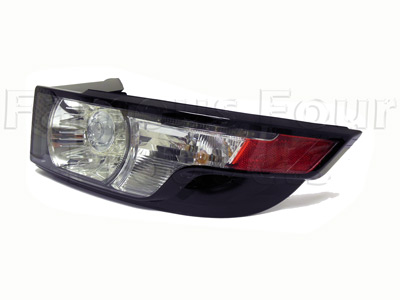 Picture of FF009127 - Rear Light Assembly
