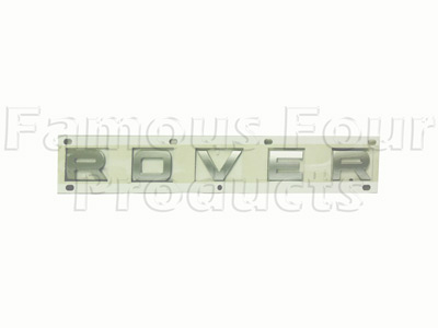Picture of FF009142 - Bonnet Lettering ROVER