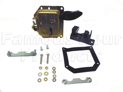 FF009158 - Door Handle Kit - Land Rover 90/110 and Defender