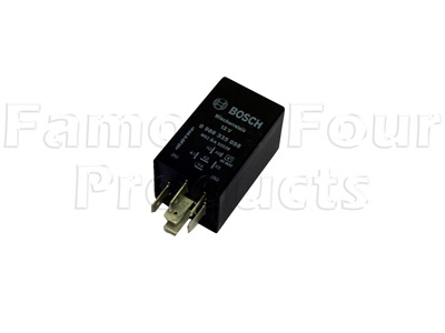 Picture of FF009191 - Wiper Delay Relay Unit  - Front - Programmable
