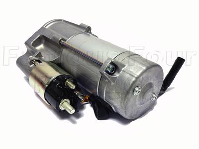 Land Rover Warwick >> Starter Motor (FF009196) for 2.7 TDV6 Diesel Engine Land