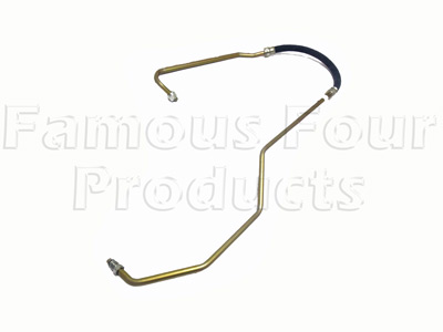 Oil Cooler Pipe