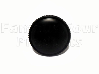 Non-Locking Fuel Cap