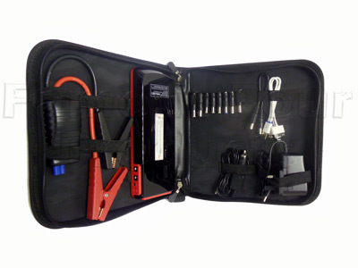Jump Starter and Charger Pack  - UK MARKET ONLY - NOT AVAILABLE FOR EXPORT