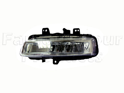 Picture of FF009331 - Fog Lamp - Front