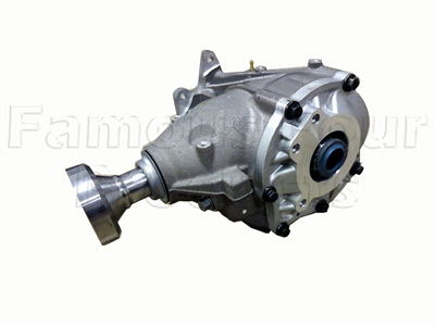 Front Differential - Reconditioned -  -