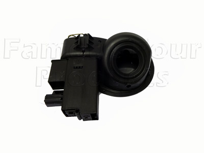 Picture of FF009386 - Fuel Filler Pipe Housing - with Actuator