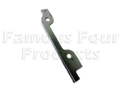 Rear Lower Body Side End Corner Capping - Galvanised -  -