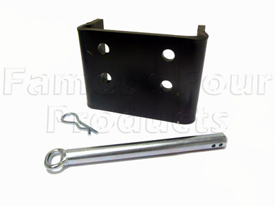 Picture of FF009420 - Slider ONLY - for Dixon Bate Towbars ONLY