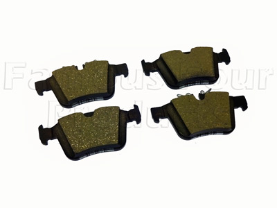 Picture of FF009427 - Brake Pad Axle Set