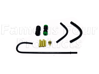 Pipe Fitting Kit for Suspension Compressor - Hitachi Type ONLY -  -