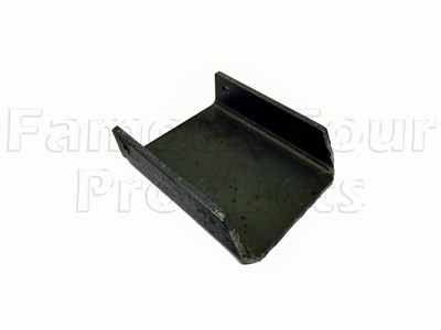 Picture of FF009449 - Rear Axle Bump Stop Rebound Bracket