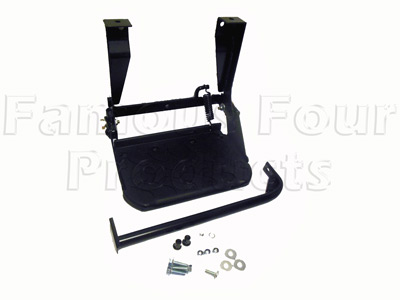 FF009485 - Folding Side Step - Land Rover 90/110 and Defender