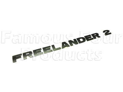 Picture of FF009495 - FREELANDER 2 Decal