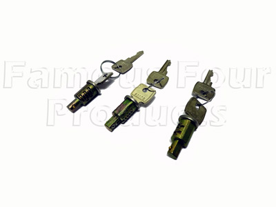 Picture of FF009514 - Lock Barrels with 2 Keys