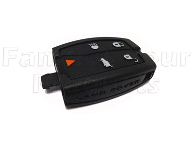 Picture of FF009536 - Remote Alarm Fob - No Key Blade