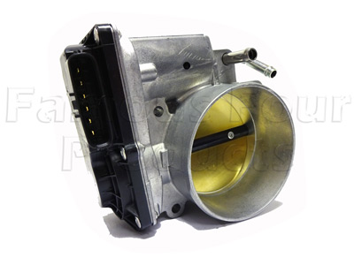 Throttle Body and Motor -  -