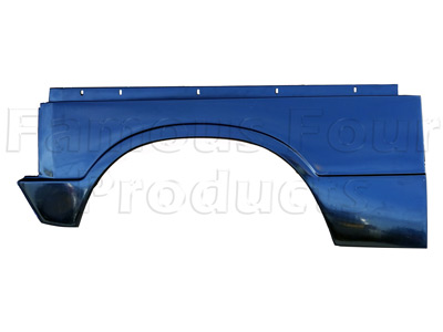 Picture of FF009602 - Front Outer Wing - Plastic ABS