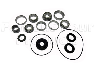 Repair Kit - Rear Differential -  -