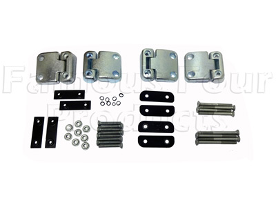 Picture of FF009641 - Rear Side Door Hinge Kit