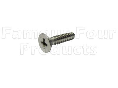 Screw - Tread Plate to Sill