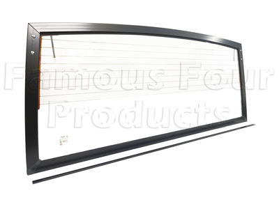 Picture of FF009662 - Aluminium Framed Glazed Top Tailgate