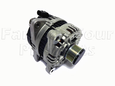 Picture of FF009672 - Alternator