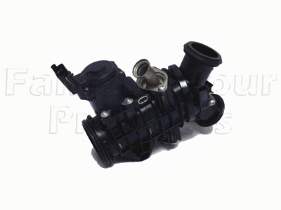 Picture of FF009678 - Throttle Body and Motor