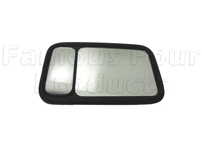 Picture of FF009681 - Door Mirror Head - with Blind Spot