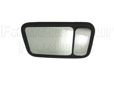 Picture of FF009682 - Door Mirror Head - with Blind Spot