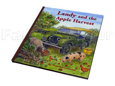 Picture of FF009686 - Landy and the Apple Harvest - Childrens Story Book