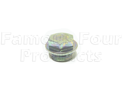 Picture of FF009699 - Filler Level Plug - Intermediate Reduction Drive (IRD) Unit