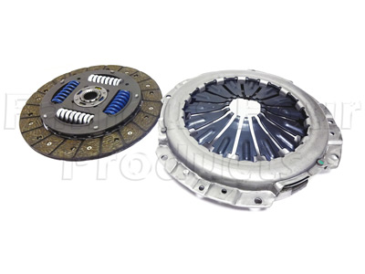 FF009702 - Clutch Cover and Plate - Heavy Duty - Land Rover 90/110 and Defender