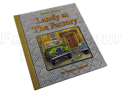 Landy at The Factory - Childrens Story Book