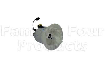 Picture of FF009796 - Fuel Filter with Cover