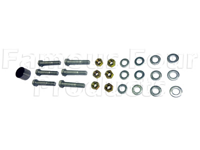 Nut and Bolt Kit for Rear Propshaft Rubber