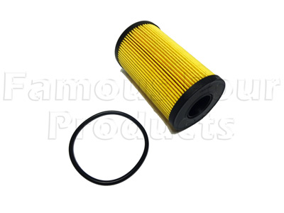 Oil Filter Element - Primary