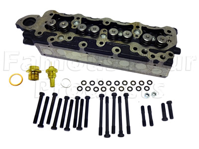 Cylinder Head - Built-Up