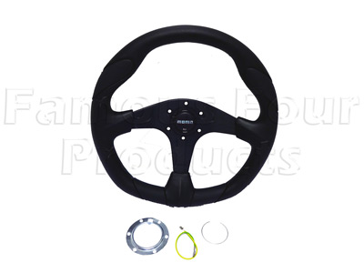 Picture of FF009838 - Steering Wheel - 35cm Diameter